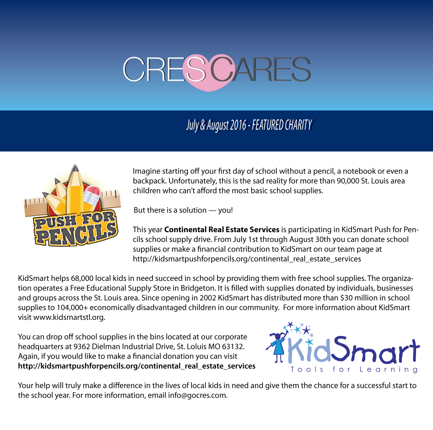 CRES-Cares-July-2016-Featered-CharitySmaller